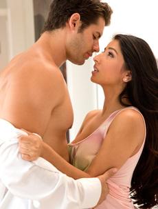 Megan Salinas Reaches Ultimate Orgasm