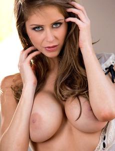 Emily Addison Reaches Intense Pleasure