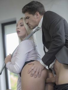 Victoria Summer Likes Her New Job