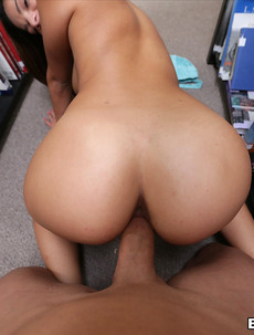 Carrie Brooks Fucked In Library