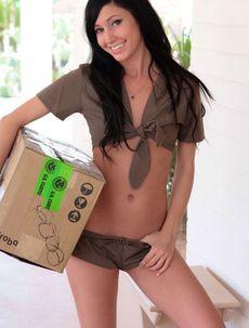 Catie Minx Special Delivery