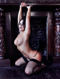 Caty Cole - Fireplace Fun