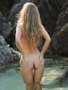 Stella Lane In Her Sexy Skimpy Bikini