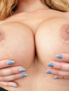 Danica Dillon Gives Hot Boob Job