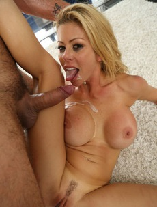 Flexible Mature Pornstar Alexis Fawx Gets Nailed
