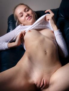 Hot Blonde Babe Bernie