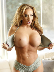 Hot Mommy Richelle Thanks Her Son For The Help