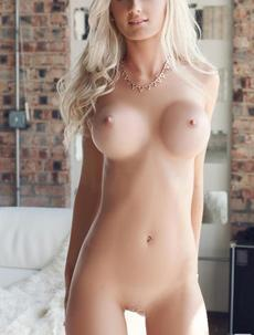 Gorgeous Blonde Morgan Reese