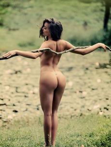 Brazilian Top Model Bianca Borba