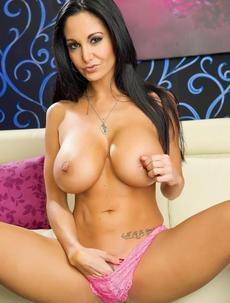 Ava Addams In Sexy Pink
