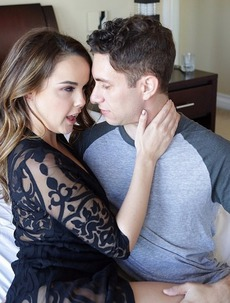 Dillion Harper Sucking And Fucking That Cock