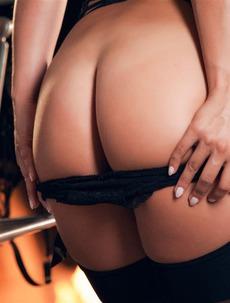 Eva Lovia Strips Off Her Super Sexy Lingerie