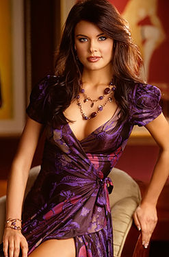 Beautiful Sandra Nilsson