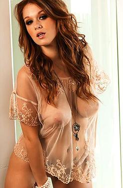Leanna Decker Sexy Lingerie