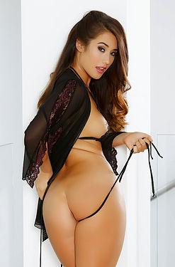 Eva Lovia Sexy Lingerie