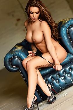 Gemma Massey Hot Tattooed Bombshell