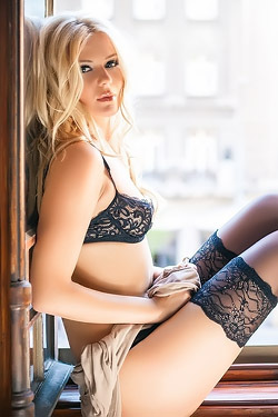European Model Martina Rajic