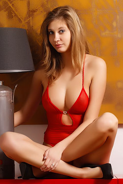 Lolly A In Red