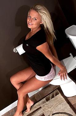 Kendra Rain bathroom