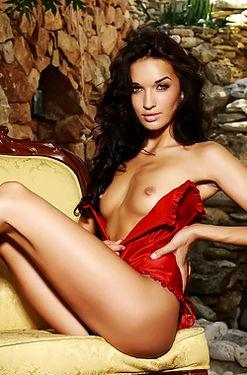 Naked Girl Olga