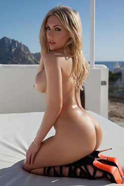 Ashley Emma In Greece