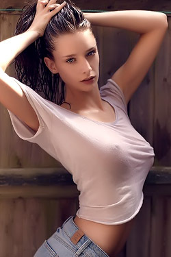 Busty Beauty Emily Shaw