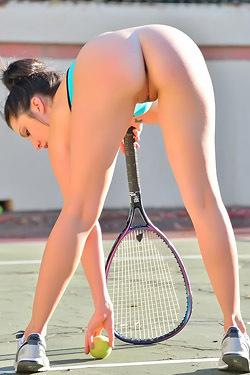 Carrie Buttalicious Tennis