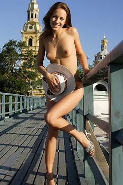 Alisa's Public Nudity