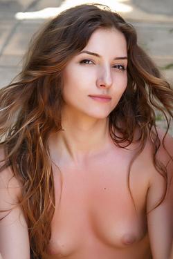 Croatian Beauty Zoeya Slips Out Of Her Hot Bikiini