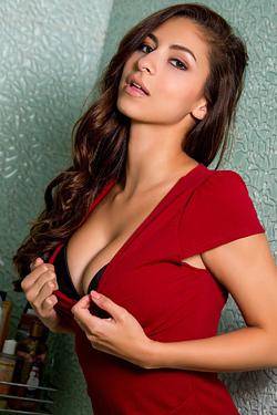 Nina In Red