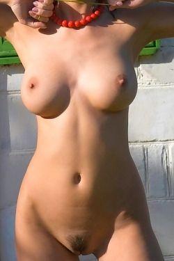 Kate posing nude