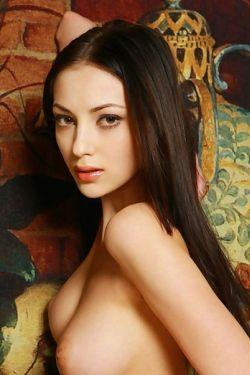Anna Sbitnaya sexual power
