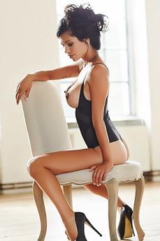 Busty Playmate Nina Bruckner