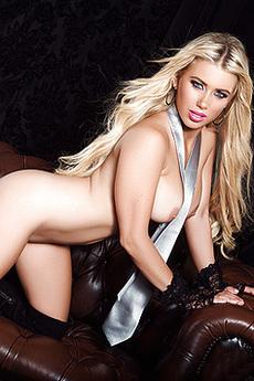 Playboy Model Azzra