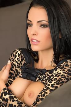 Playboy Girl Sapphira