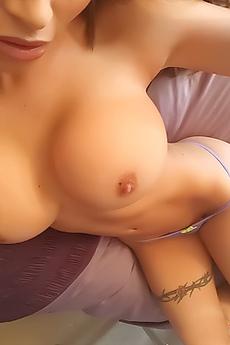 Gemma Massey Sexy Selfies