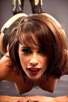 Nikita Bellucci In Black