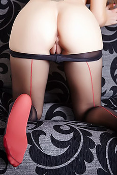 Chloe Toy In Naughty Nighty